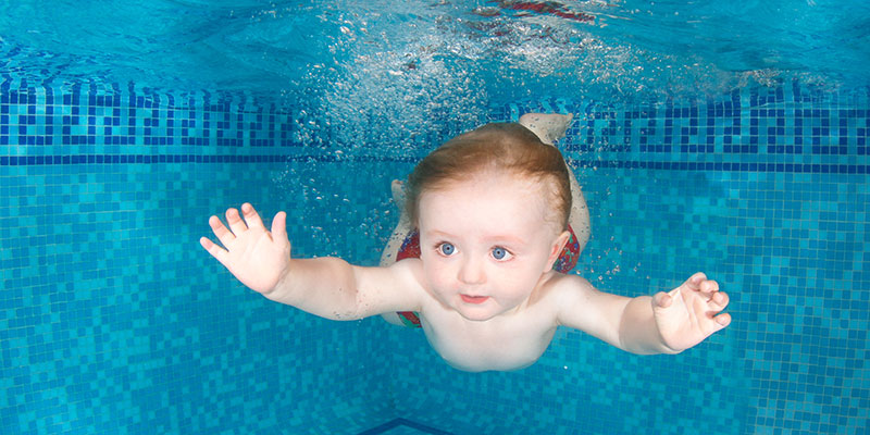 swimming lessons for babies poole & bournemouth