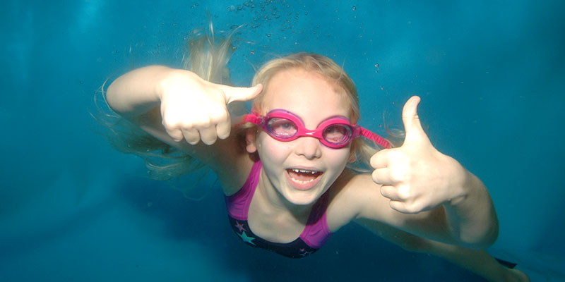 swimming classes for kids branksome