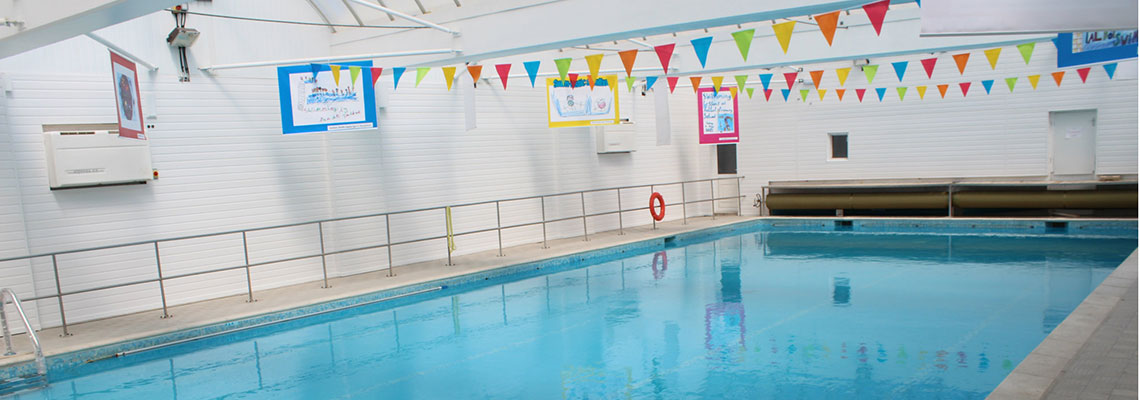 Swimming Pool Facilities Wallisdown Poole Branksome Park Canford Heath Wimborne Bournemouth